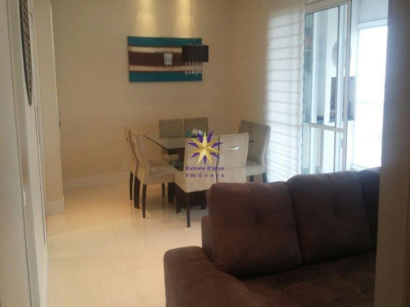 apartamento 3 quartos à venda em vila regente feijó